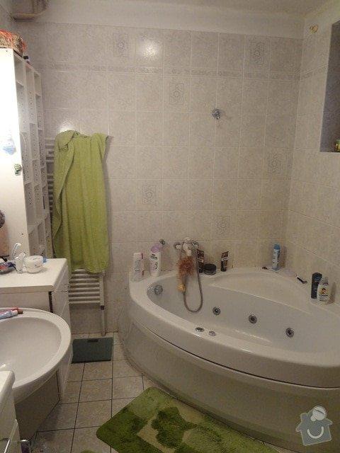 Rekonstrukce koupelny: DSC01198
