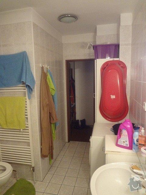 Rekonstrukce koupelny: DSC01200