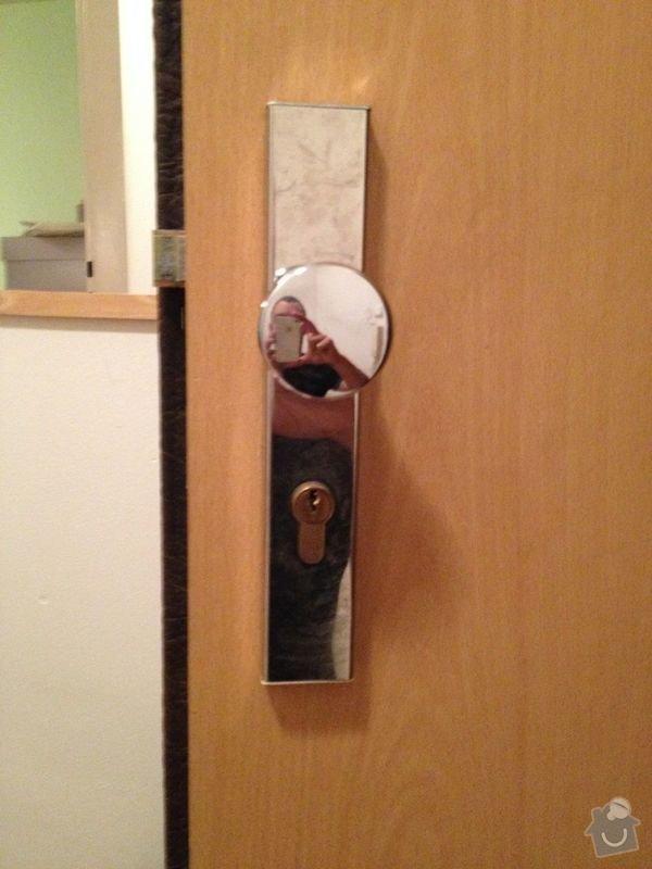 Výměna vložky zámku vstupních dveří do bytu: IMG_0964