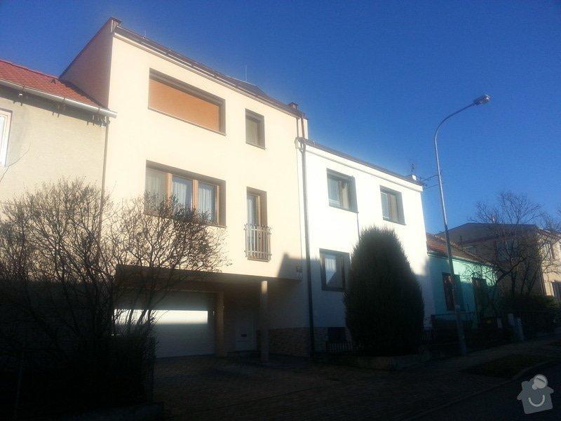 Zateplení rodinného domu a rekonstrukce části interiéru: 20140110_104219