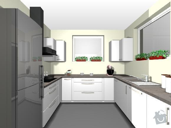 Instalace pracovní desky v kuchyni: 2222