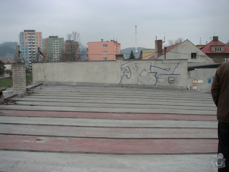 Rekonstrukce střechy cca 200 m2: 016