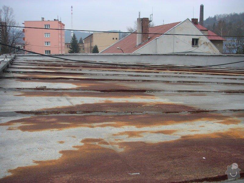 Rekonstrukce střechy cca 200 m2: 021