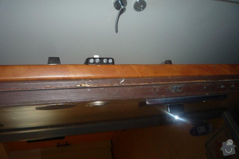 Koženka na vchodove dvere/zatepleni: P1060047