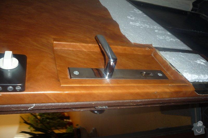 Koženka na vchodove dvere/zatepleni: P1060049
