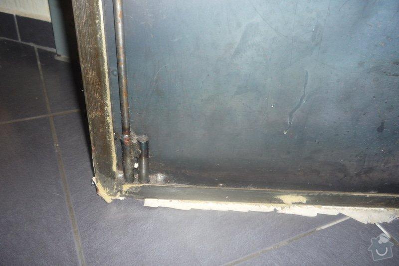 Koženka na vchodove dvere/zatepleni: P1060052