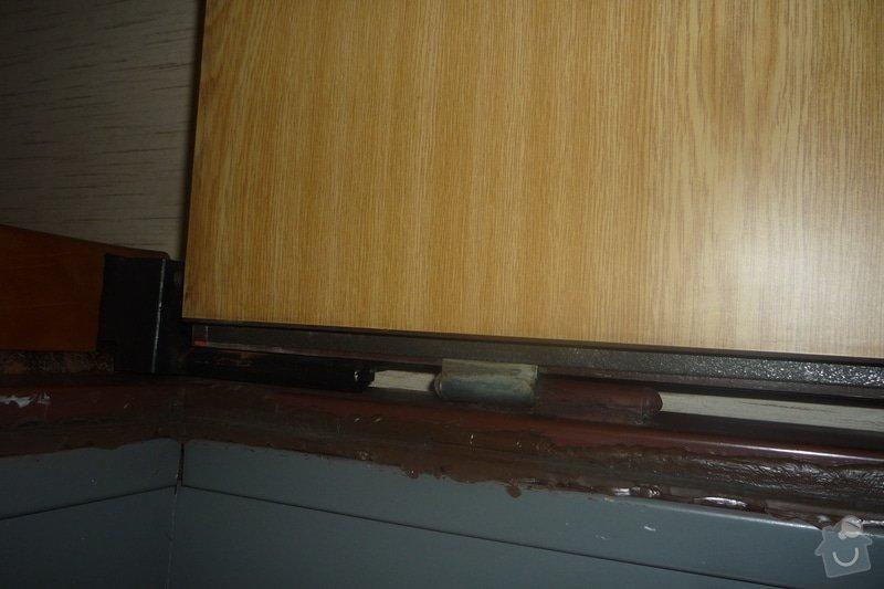 Koženka na vchodove dvere/zatepleni: P1060055
