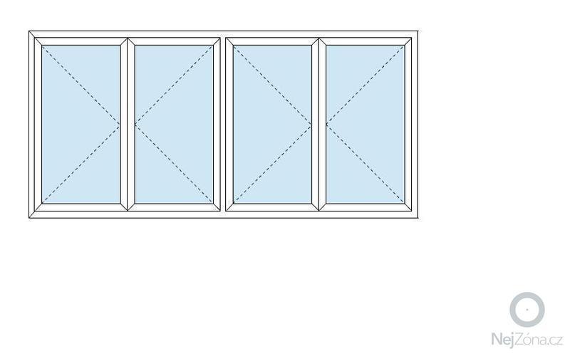 Plastové okno+montáž: satrapa