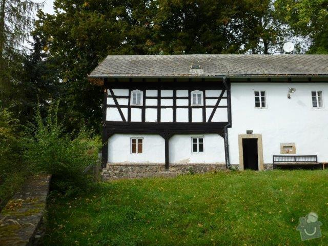 Dřevěná okna do roubenky cca 200 let staré: P1150927