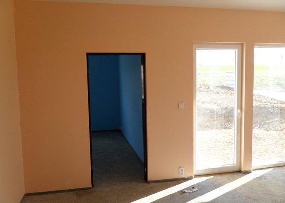 Novostavba rodinného domu.