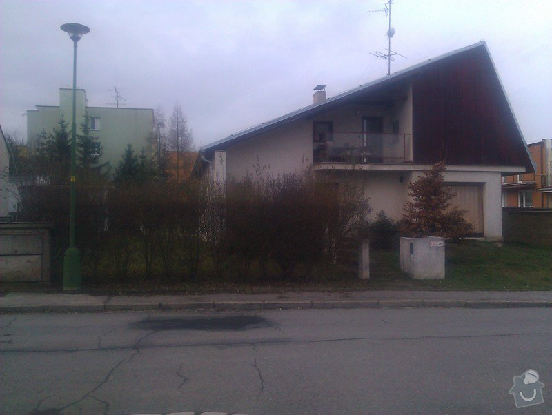 Stavba betonového plotu: IMG_20140111_155522