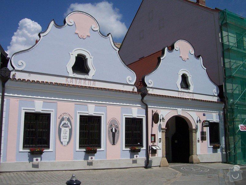 Oprava a nátěr fasády: Misek_1