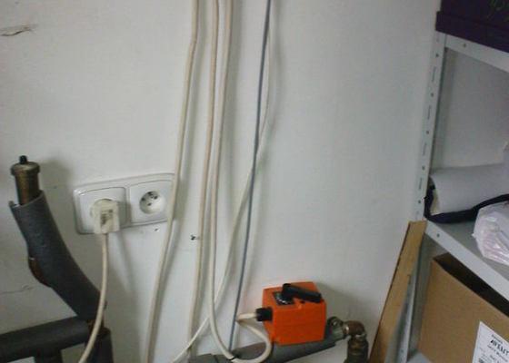 Montáž kondenzačního kotle Vaillant VU 256/5-5 ecoTEC plus