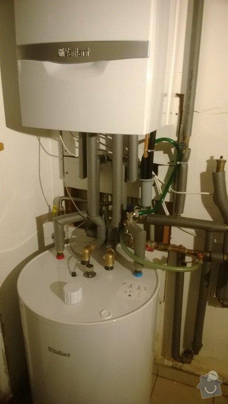 Montáž kondenzačního kotle Vaillant VU 256/5-5 ecoTEC plus: WP_20131219_005
