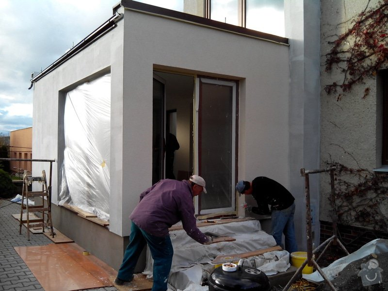 TDI při rekonstrukci RD: IMG_20131107_144510