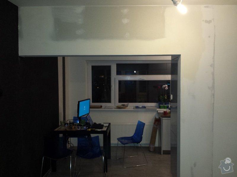 Opravne vnitrni malirske prace po elektroinstalaci, SDK: 20140113_180315
