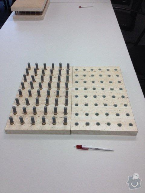 Zakázková výroba dřevěných předmětů (manuální testy pro dělníky): manualni_test1