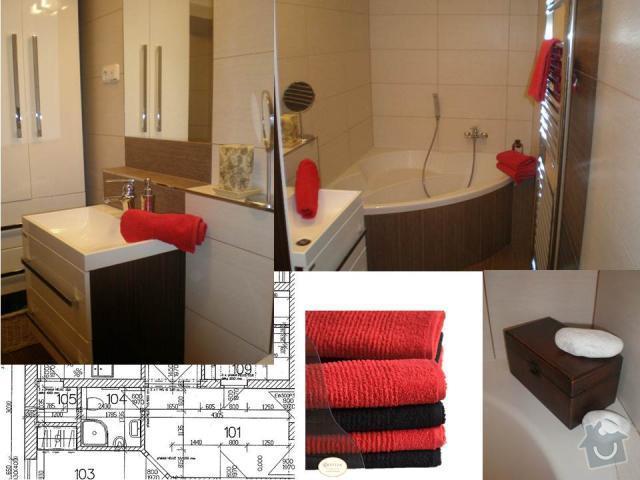 Koupelná v RD: 21-1-velky