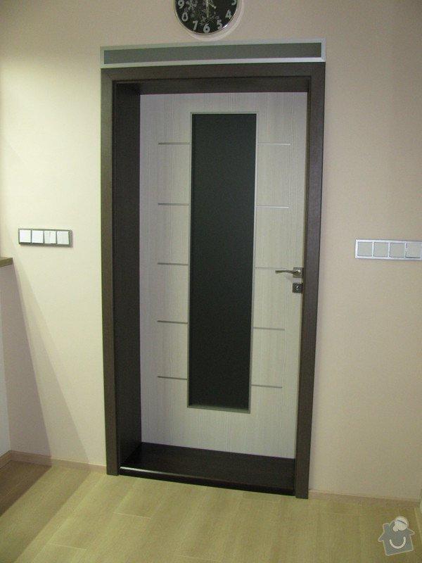 Dodávka a montáž vnitřních dveří vč.obložkových zárubní-RD Slabce: IMG_4330