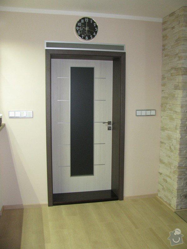 Dodávka a montáž vnitřních dveří vč.obložkových zárubní-RD Slabce: IMG_4332
