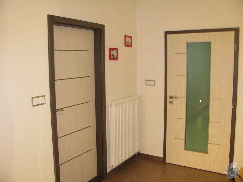 Dodávka a montáž vnitřních dveří vč.obložkových zárubní-RD Slabce: IMG_4333