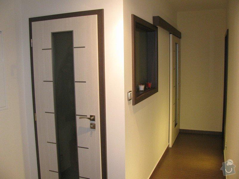 Dodávka a montáž vnitřních dveří vč.obložkových zárubní-RD Slabce: IMG_4336