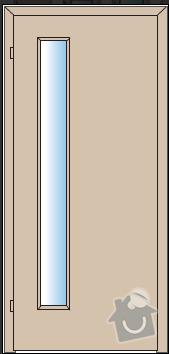 Posuvné dveře včetně montáže: dvere