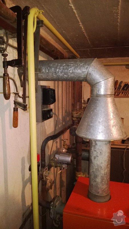 Montáž kondenzačního kotle Vaillant VK 306ecoVIT: WP_20140106_003