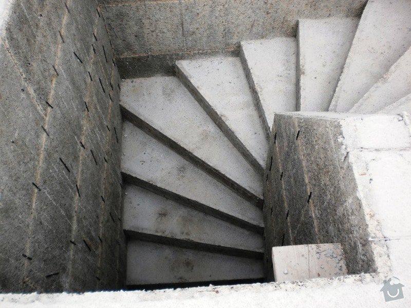 Pokládka dlažby (schody): PA260069