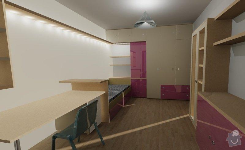 Návrh interieru obývacího a dětského pokoje: detsky_pokoj