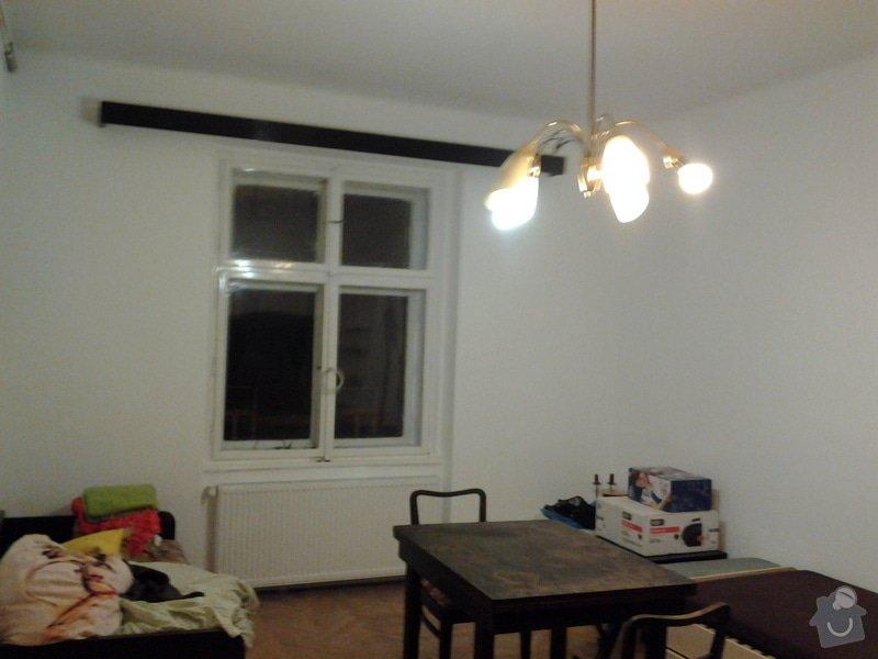 Renovace omítky 1 pokoj- jen zdi cca 50m2: Fotografie0291