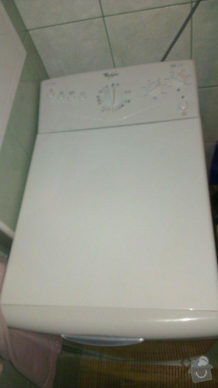 Oprava pračky a elektrické trouby: Pracka_2
