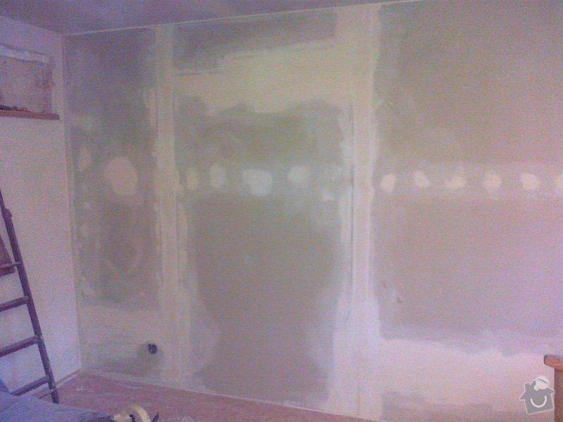Zateplení stěna SDK: 180120141299