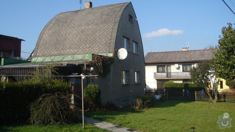 Nátěr eternitové střechy RD: 30.10.2011_001