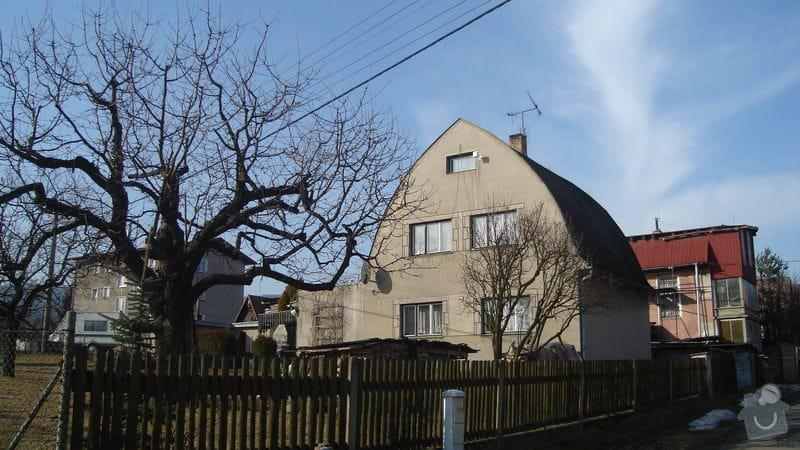 Nátěr eternitové střechy RD: 12.2.2011_007