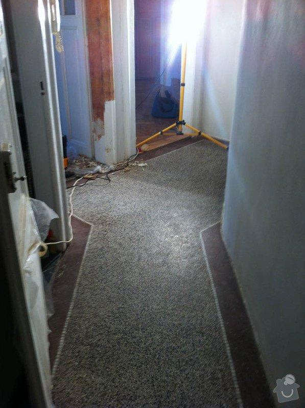 Renovace teraco podlahy v chodbě: image-5