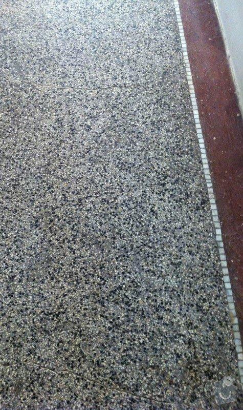 Renovace teraco podlahy v chodbě: image-6