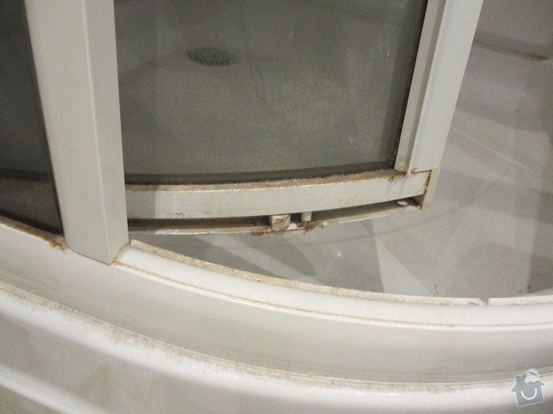 Oprava sprchoveho koutu VAGNERPLAST: IMG_7109