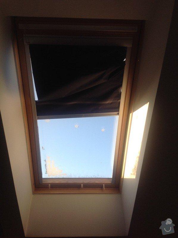 Oprava vnitrnich zaluzii u stresnich VELUX oken: photo_4