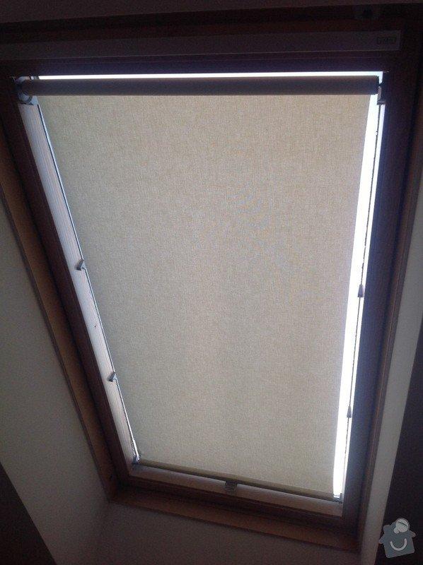 Oprava vnitrnich zaluzii u stresnich VELUX oken: photo_3