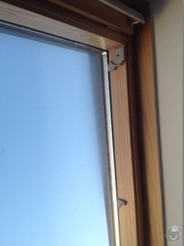 Oprava vnitrnich zaluzii u stresnich VELUX oken: photo_2
