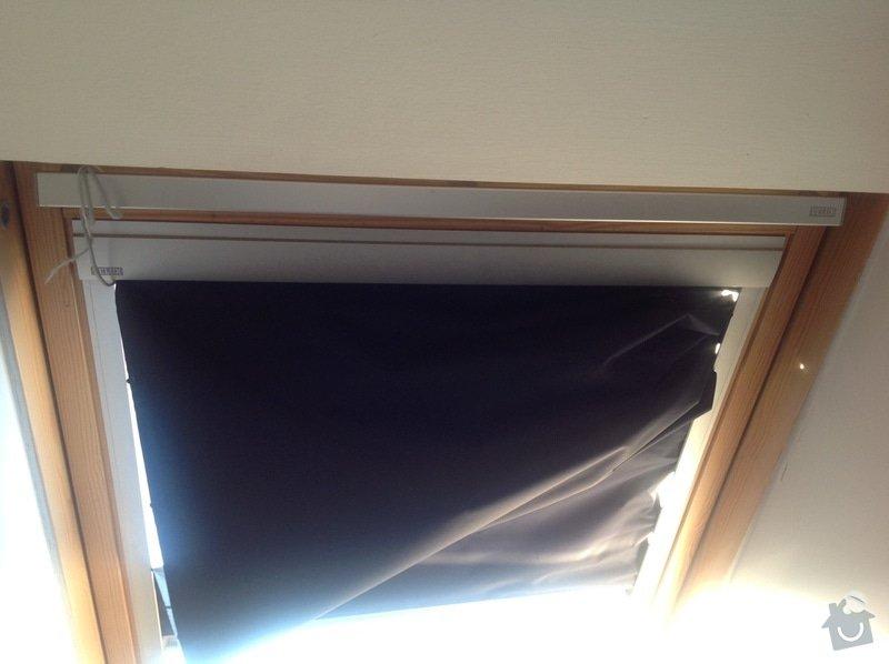 Oprava vnitrnich zaluzii u stresnich VELUX oken: photo_5