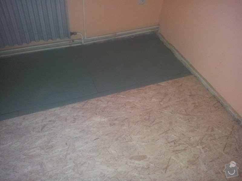 Tvorba nové podlahy: 6_pokladka_prvni_vrstvy