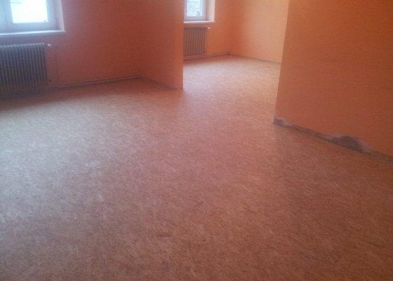 Tvorba nové podlahy