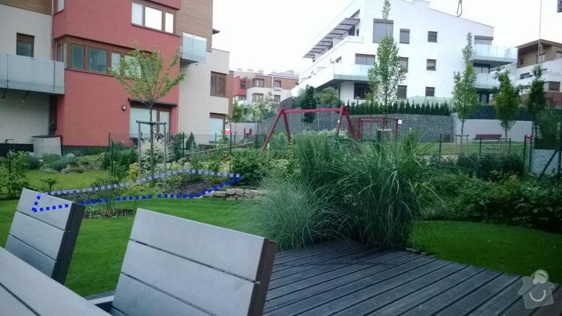 Zahradnické práce - návrh a realizace, 3 dny: chuchle_roh_1