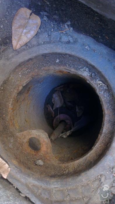Výměna nefunkčního ventilu/kohoutu na přívod vody: hydrant