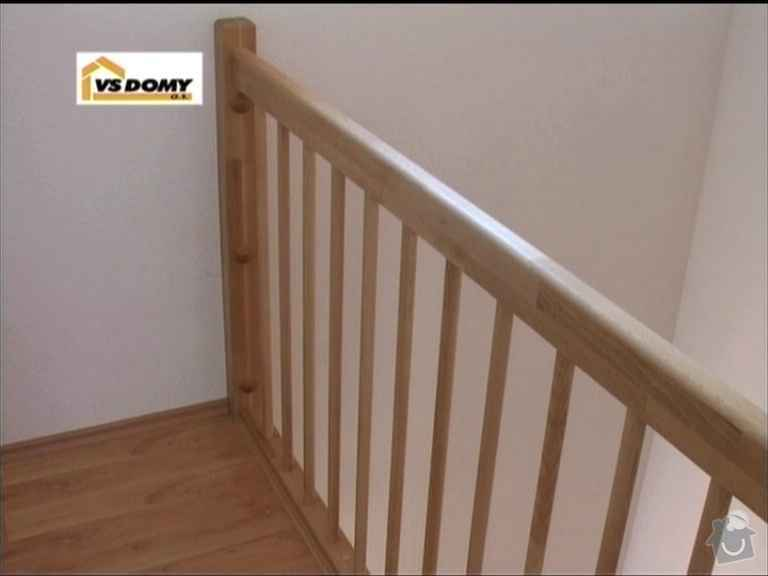 Výroba dřevěného zábradlí: 5e-zabradli_schodiste