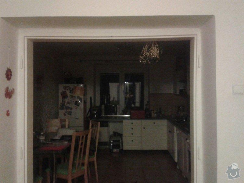 Částečná rekonstrukce bytu: Futra_k_vybourani