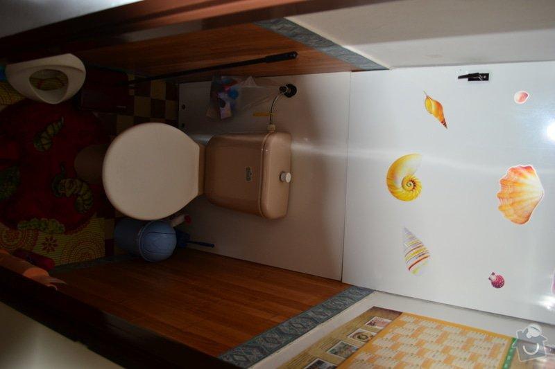 Rekonstrukce WC v bytové jednotce: DSC_0505
