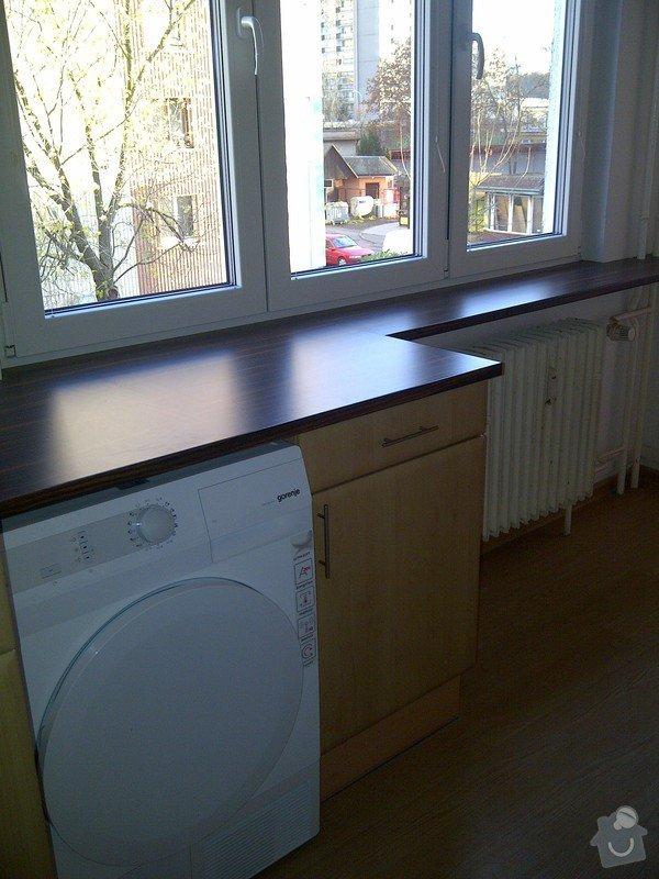 REKONSTRUKCE koupelny,WC,komory + kuchyně a chodby: IMG-20131107-01474